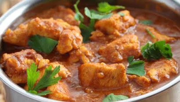 Bunt Chicken Curry