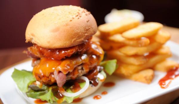 chicken satay the chicken satay burger gourmet burger kitchen satay ...