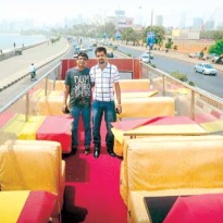 Now, a restaurant on wheels on Mumbai streets!