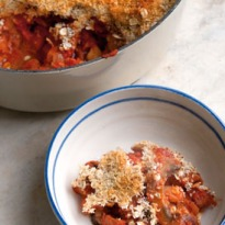 Nigel Slater's bean casserole recipes
