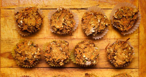 Recipe of Cinnamon Carrot Muffins