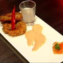 Chatpattey Coconut Kebab