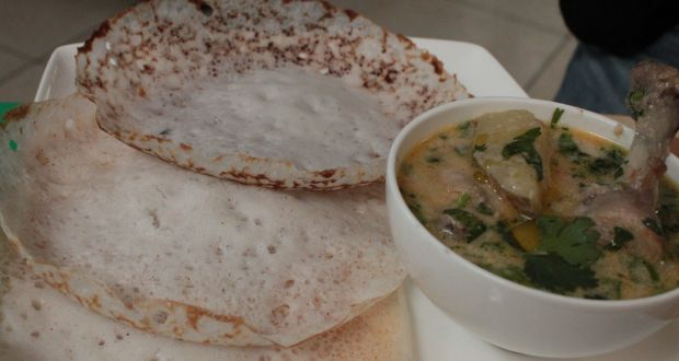 Recipe of Appam: Rice and Coconut Pancake