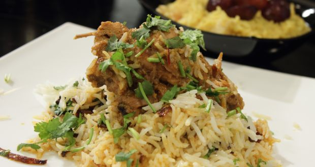 Leftover chicken biryani recipe how to make chicken biryani easy leftover chicken biryani forumfinder Image collections