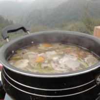 Tibetan Chicken Broth