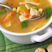 Chicken Cantonese Soup