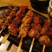 Recipe of Chicken Balls in Yakitori Sauce