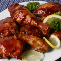 Recipe of Chicken in Barbecue Sauce