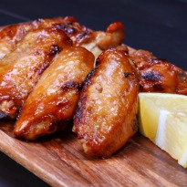 Chilli Garlic Wings