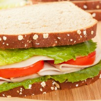 Recipe of Chicken Ham Sandwich