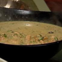 Chicken Korma with Coconut Milk