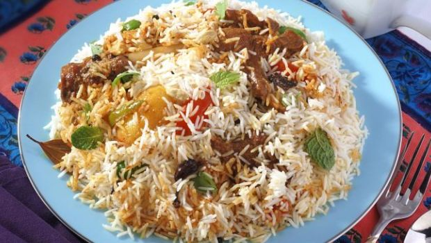 Chicken Dum Biryani Recipe By Marut Sikka Ndtv Food