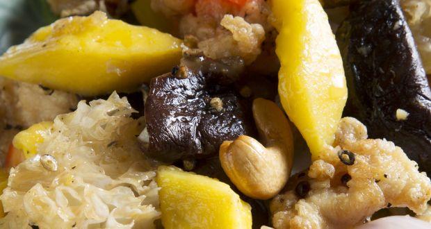Recipe of Chicken Cashew Nuts