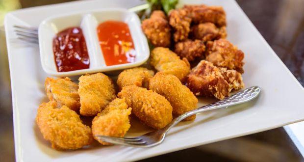 Chicken Rounds