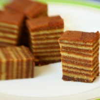 Chilled Chocolate Slice