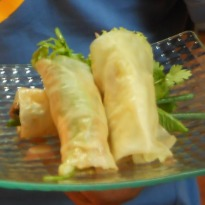 Chilled Rice Wraps Recipe