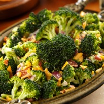 Thai Chilli Broccoli Salad