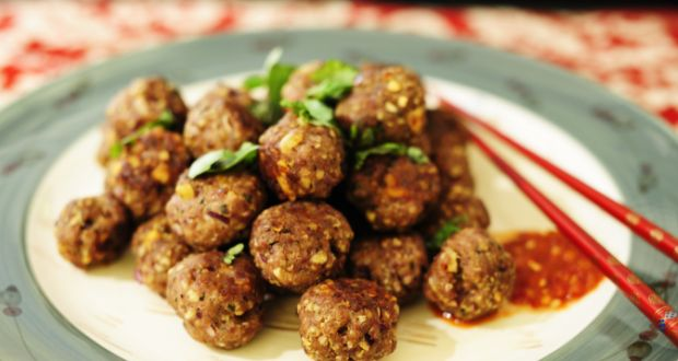 44 popular chinese recipes collection top chinese dishes chilli soya nuggets forumfinder Gallery