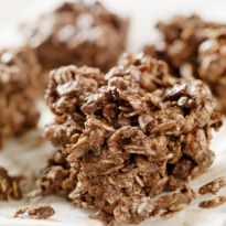Recipe of Choco-Muesli Rocks