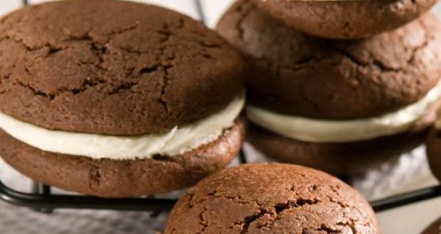 Recipe of Chocolate Cookie Sandwiches