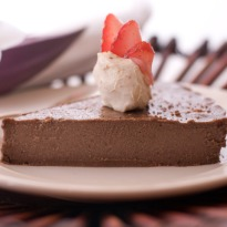 Chocolate Cream Pudding