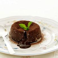 Chocolate souffle recipe by niru gupta ndtv food