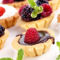 Chocolate Tarts Recipe