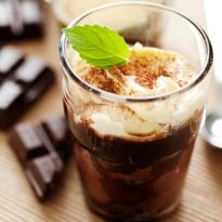 Walnut and Chocolate Pudding