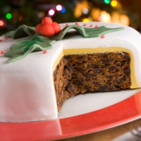 Recipe of Christmas Cake with Royal Icing