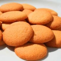 Cinnamon Butter Cookies
