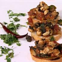 Classic Bhindi Bites