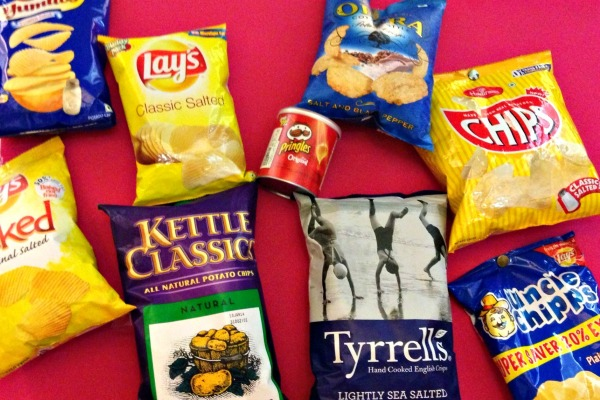 Taste Test: Potato Chips - NDTV Food