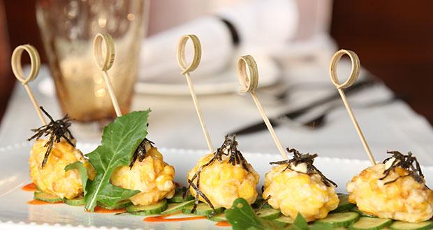 Recipe of  Khao Pod Tod (Corn Cake)