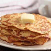 Recipe of Cornmeal Pancakes