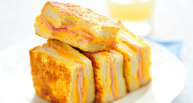 croque monsieur recipe by vicky ratnani ndtv food. Black Bedroom Furniture Sets. Home Design Ideas