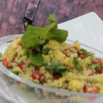 Cous Cous Salad with Mango Recipe