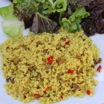Recipe of Cous Cous Salad