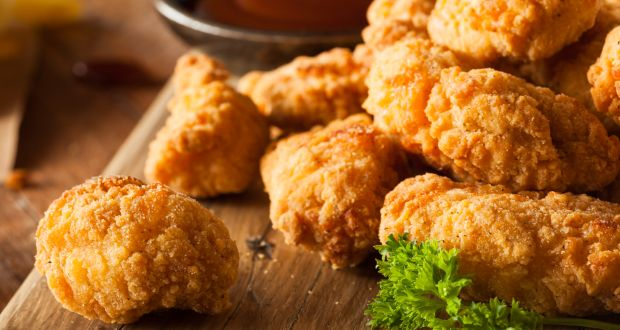Recipe of Chicken Tikka Croquette With Mint Mayo (My Yellow Table)