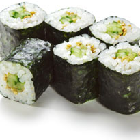 Recipe of Spicy Maguro Maki