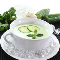 Cucumber Soup Recipe