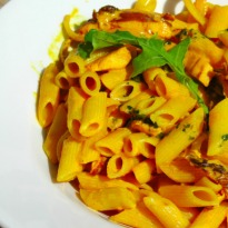 Curry Pasta Recipe