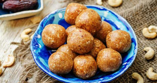 10 best vegan recipes ndtv food dates and cashew vegan balls forumfinder Gallery