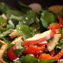 Desi Rocket Salad