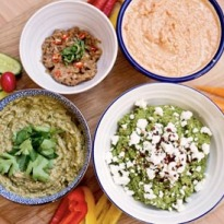 Reader's recipe swap: dips