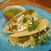 Do-it-yourself Tacos