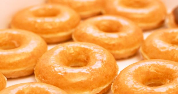 Doughnuts Recipe By Rahul Sharma Ndtv Food