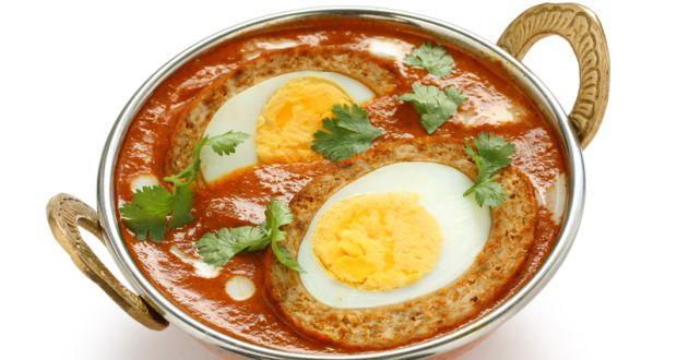 Recipe of Kesari Nargisi Koftas