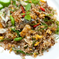 Thai Egg Fried Rice