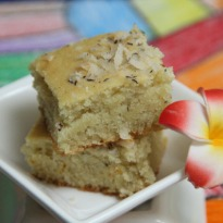 Recipe of Eggless Almond and Cashew Cake