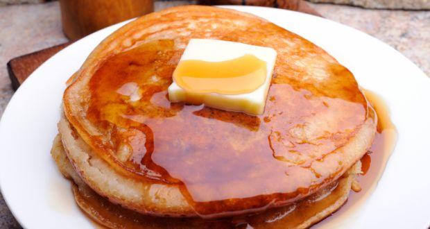 Eggless pancakes recipe by niru gupta ndtv food eggless pancakes how to make eggless pancakes ccuart Images